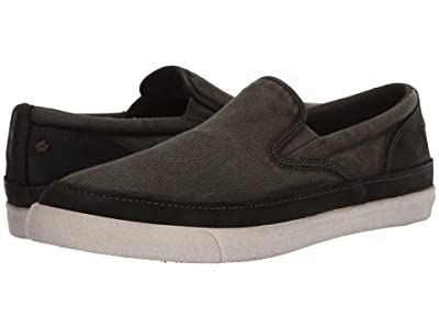 John Varvatos Jet Slip-On (Army Green) Men