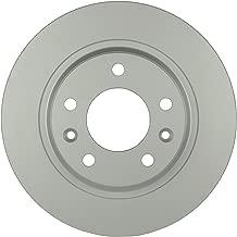 Bosch 20011481 QuietCast Premium Disc Brake Rotor For Ford: 2006-2012 Fusion; Lincoln: 2007-2012 MKZ, 2006 Zephyr; Mazda: 2009-2013 6, 2003 Protege; Mercury: 2006-2011 Milan; Rear