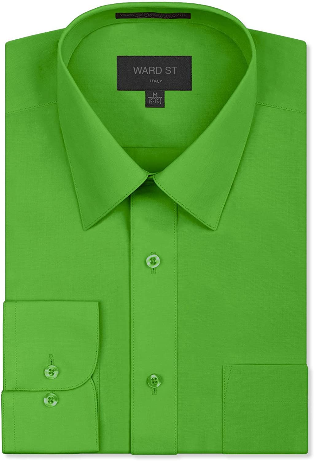 Complete Free Shipping Ward St Men's Regular Shirts Max 80% OFF Fit Dress