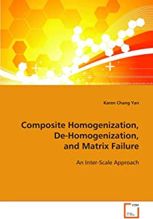 Composite Homogenization, de-Homogenization, and Matrix Failure
