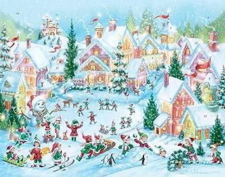 Elf Village Advent Calendar (Countdown to Christmas)