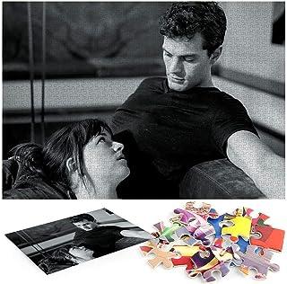 Vijftig tinten zwart Legpuzzels 1000 Stuks De perfecte Peuter Speelgoed Aanbevolen Voor Educatief Speelgoed Voor Kinderen ...