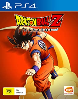 Dragon Ball Z Kakarot - PlayStation 4