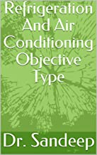 Refrigeration And Air Conditioning Objective Type
