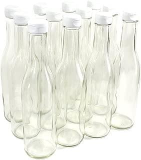 Best glass pour bottles Reviews