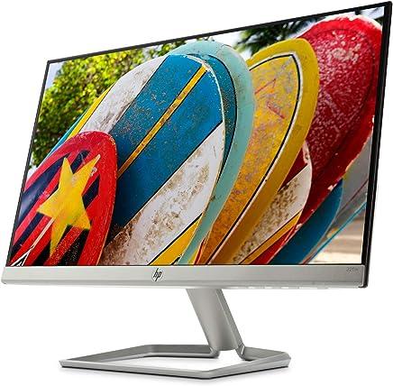 """HP 22FW Monitor 22"""", IPS FHD, 1920 x 1080 1080p, 5 ms, AMD FreeSync, Inclinabile, Argento - Confronta prezzi"""