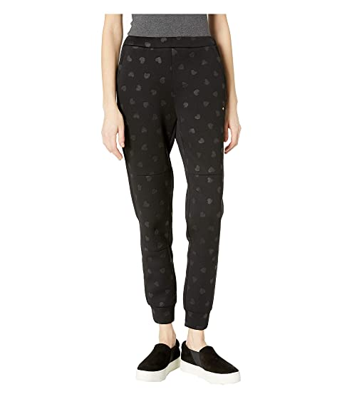 Kate Spade New York Athleisure Heart It Embossed Heart Jogger
