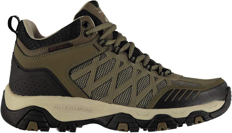 Official Skechers Terrabite Walking shoes Mens Hiking Footwear Boots