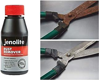 JENOLITE Removedor de óxido tixotrópico - Tratamiento de óxido - Eliminador Óxido - Remueve el óxido Completamente - Producto Antióxido - 150g