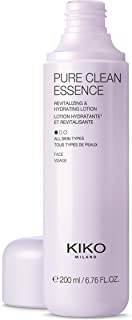 KIKO MILANO - Pure Clean Essence Revitalizing & hydrating lotion