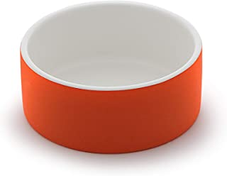 Magisso Dog cat Bowl Cooling Ceramic Technology | Naturally Cooling Design | Keeps Water Chilled and hygienic for Hours (Large, Pink)