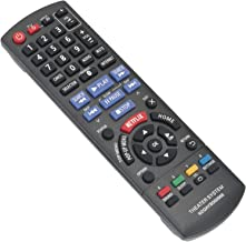 Best New N2QAYB000966 Replace Remote Control fit for Panasonic Blu-ray Disc Home Theater Sound System SC-BTT466 SA-BTT405 SA-BTT465 SA-BTT466 SC-BTT105 SC-BTT405 SC-BTT433 SC-BTT465 SC-BTT785 SCBTT466 Review