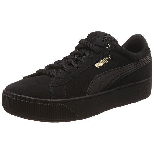 cc15d5d442 Puma Damen Vikky Platform Sneaker