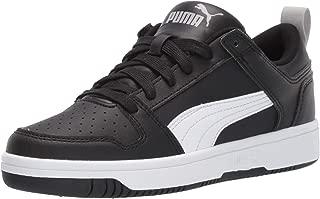 PUMA Kids' Rebound Layup Lo Sneaker
