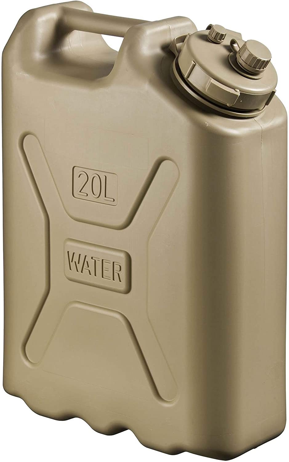 Scepter Lightweight BPA 5 Gallon 20 Water Storage L Cheap mail order specialty store Sales Portable Con