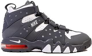 Nike Air Max2 Cb '94 Sz 7.5 Mens Basketball Shoes Grey New In Box