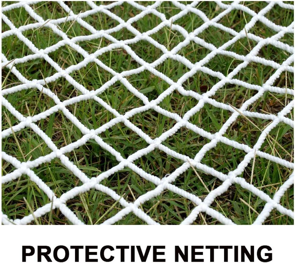 White Fence Net Stair Special price for a limited time Max 87% OFF Railing Safety Outdoor Children