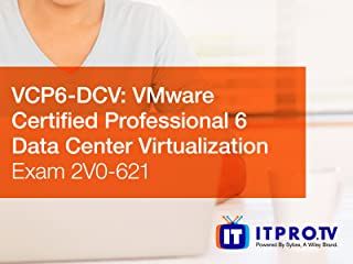 VCP6-DCV: VMware Certified Professional 6  - Data Center Virtualization Exam 2V0-621