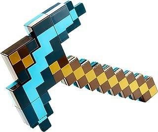 マインクラフト ツルハシ マイクラ 剣 Minecraft レゴ おもちゃ グッズ フィギュア 変形武器 ダイヤの剣 誕生日 クリスマス プレゼント ギフト FCW14