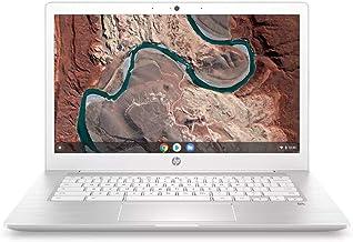 HP 14inch Touchscreen Chromebook, Intel Celeron N3350 Up to 2.4GHz, 4GB DDR4 RAM, 64GB SSD, Intel HD Graphics, WiFi, Bluet...