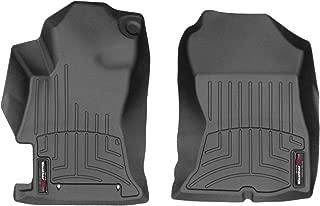 WeatherTech 4411071 Floor Liner (Black Front Subaru Impresa 2017+)
