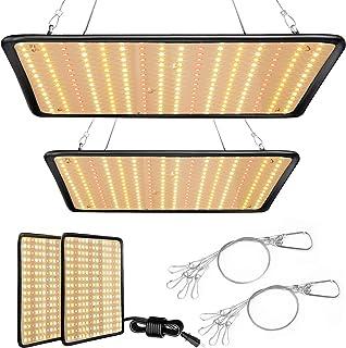 چراغ رشد چراغ LED ، چراغ رشد دو طیف 45 وات ، 45 وات ، چراغ رشد گیاه با طیف قرمز برای کشت در محیط داخلی ، گلخانه ، چادر رشد ، هیدروپونیک