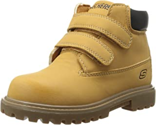 Skechers Kids' 93159N Mecca-Sawmill Boot