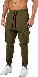 JUGULAR Men's Slim Fit Track pants