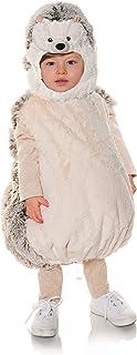 زي تنكري للأطفال الرضع على شكل قنفذ من القطيفة من أندرورابس