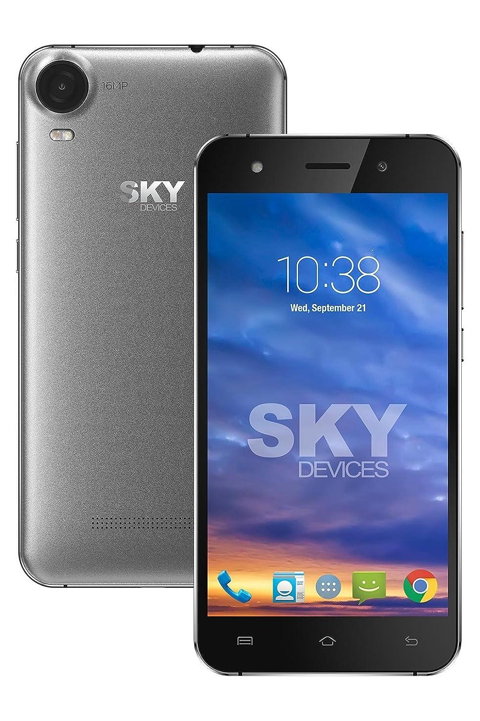 SKY DEVICES Elite PhotoPro Factory Unlocked Phone - 5