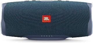 JBL JBLCHARGE4BLUAM Blue wireless Bluetooth Streaming, 7800mAh power bank Speakerphone, IPX7 Waterproof, JBL Connect, JBL ...