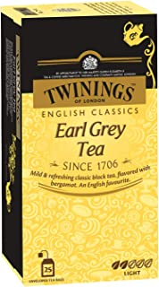 Earl Grey Teas