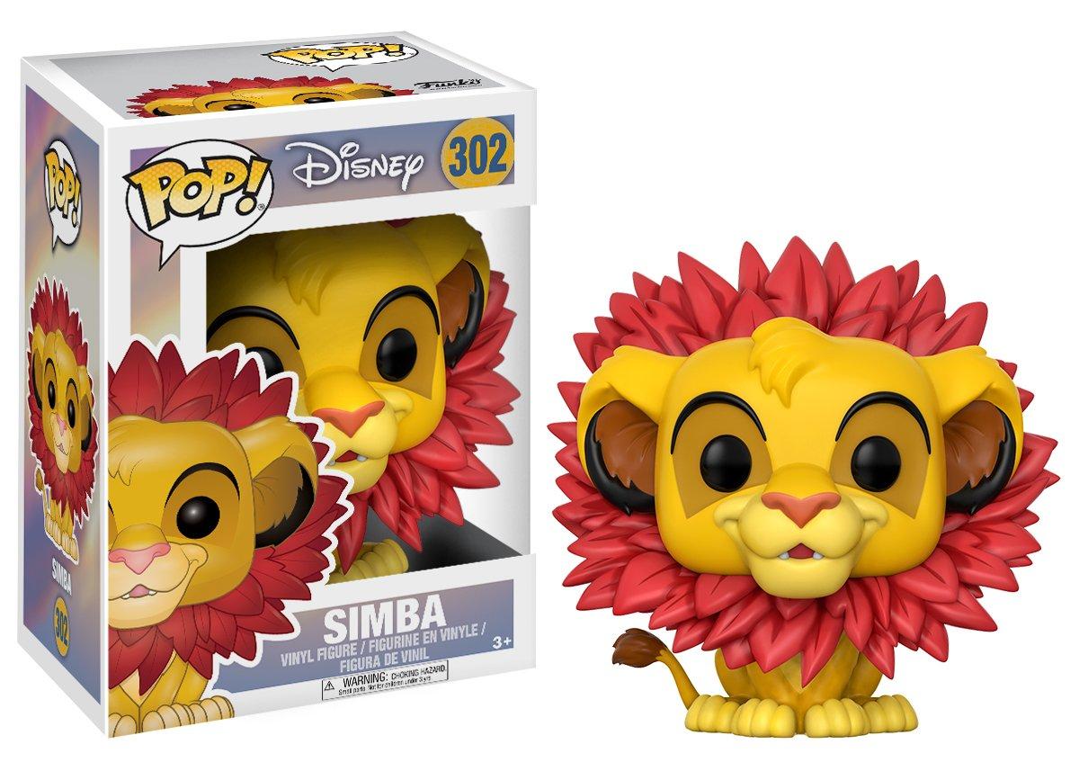 Funko - POP! Vinilo Colección El rey leon - Figura Simba (20094): Amazon.es: Juguetes y juegos