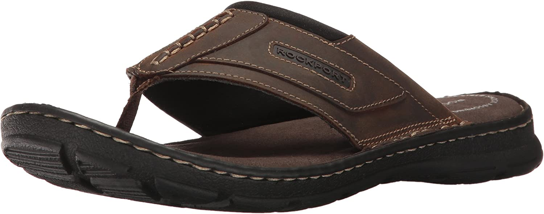 Rockport Men's Darwyn Thong shoes