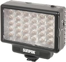 SUNPAK VL-LED-30 30-Led Video Light (Black)