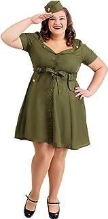 Plus Size Vintage Combat Cutie for Women