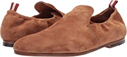 Plank Collapsible Suede Loafer