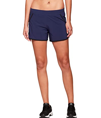 ASICS Fietro 4 Shorts (Peacoat) Women