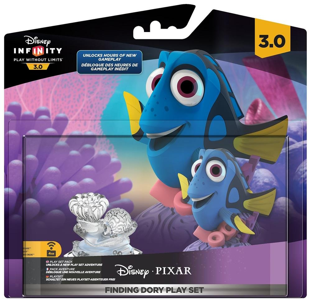 Disney Infinity 3.0 - Pack Buscando A Dory: Amazon.es: Videojuegos
