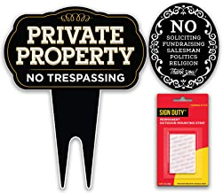 Best soliciting on private property Reviews