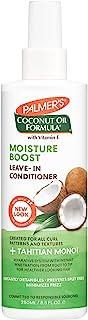 Palmer's Formula Leavein Conditioner 250 mL, Coconut Oil, Coconut, 8.5 Fl Oz