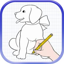 How To Draw Animals Step By Step, Drawing Numbers