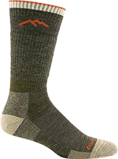 DARN TOUGH(ダーンタフ) Mens Boot Sock Cushion 1403 Olive