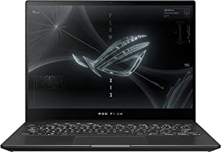 ASUS Rog Flow X13 Gv301Qe K6022T Gaming Laptop Off Black 8Core Amd.Ryzen9.5900Hscpu 3.1Ghz, 16Gb Ram, 1Tb Ssd, Nvidia Gefo...