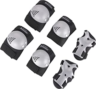 elbow and knee pads for roller skating