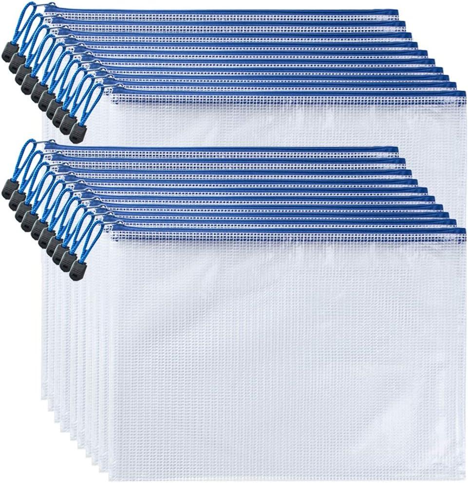 AUSTARK 20Pcs Board Games Storage Bags A3 M Size 12 New York Mall Max 55% OFF Inch 16.9 X