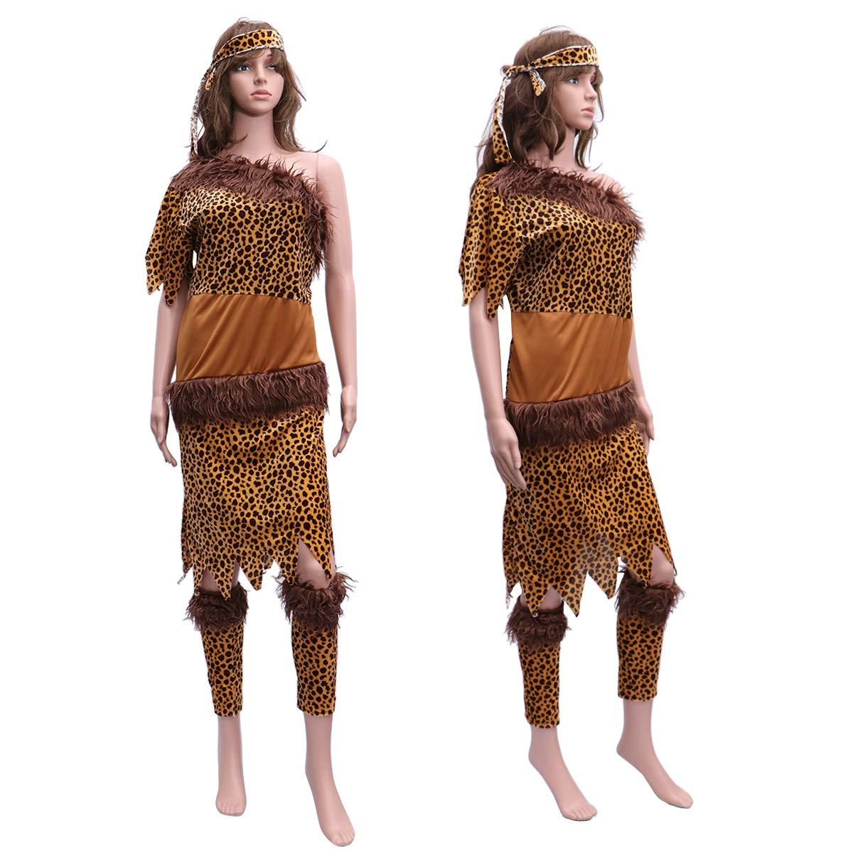 BESTOYARD Indio Indio Ropa Indígena Disfraces Disfraces Salvajes ...