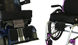 Cushpocket™ Electric and Manual Wheelchair Bag Pouch Pocket Holder