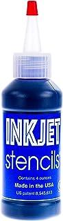 Tattoo Inkjet Stencil Ink - Revolutionary Stencils Printer Ink for Tattoos - 4 Oz Bottle