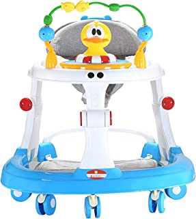BABY PLUS BABY WALKER BP8303 BLUE, 7-15 MONTHS